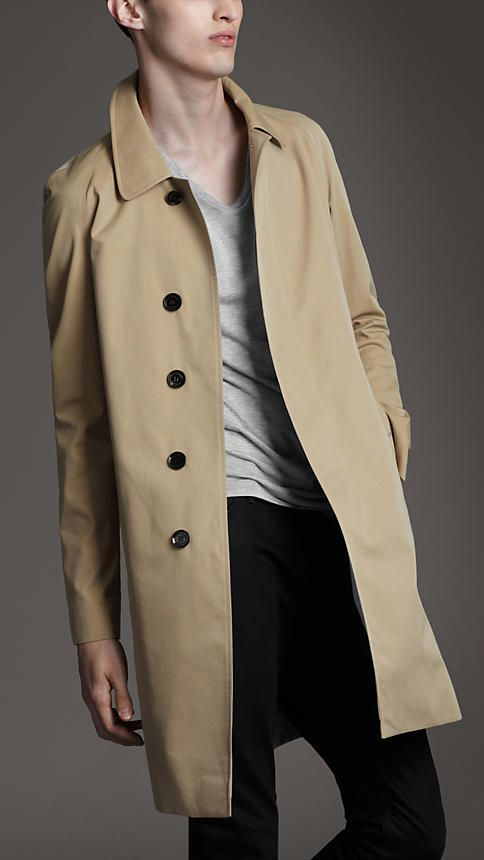 3ae6848a17bde Trench Coats for Men   Burberry®   My Style   Pinterest   Manteau ...