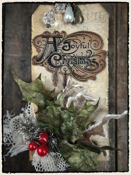 12 Tags of Christmas 2011 - tag 7