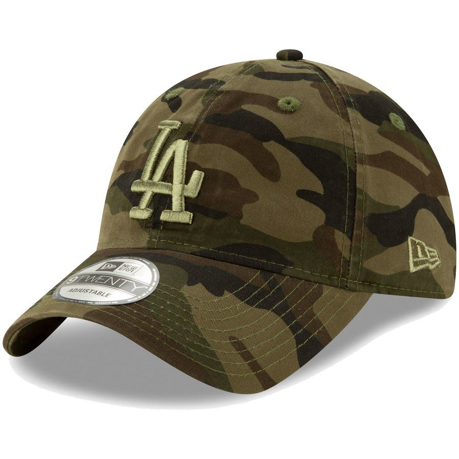 the best attitude 3843e 2a484 Men s Los Angeles Dodgers New Era Camo Tonal Camo Core Classic 9TWENTY  Adjustable Hat,  21.99