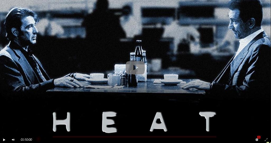 Hd Heat La Sfida 1995 Film Completo In Italiano Heat 1995 Val Kilmer Ashley Judd