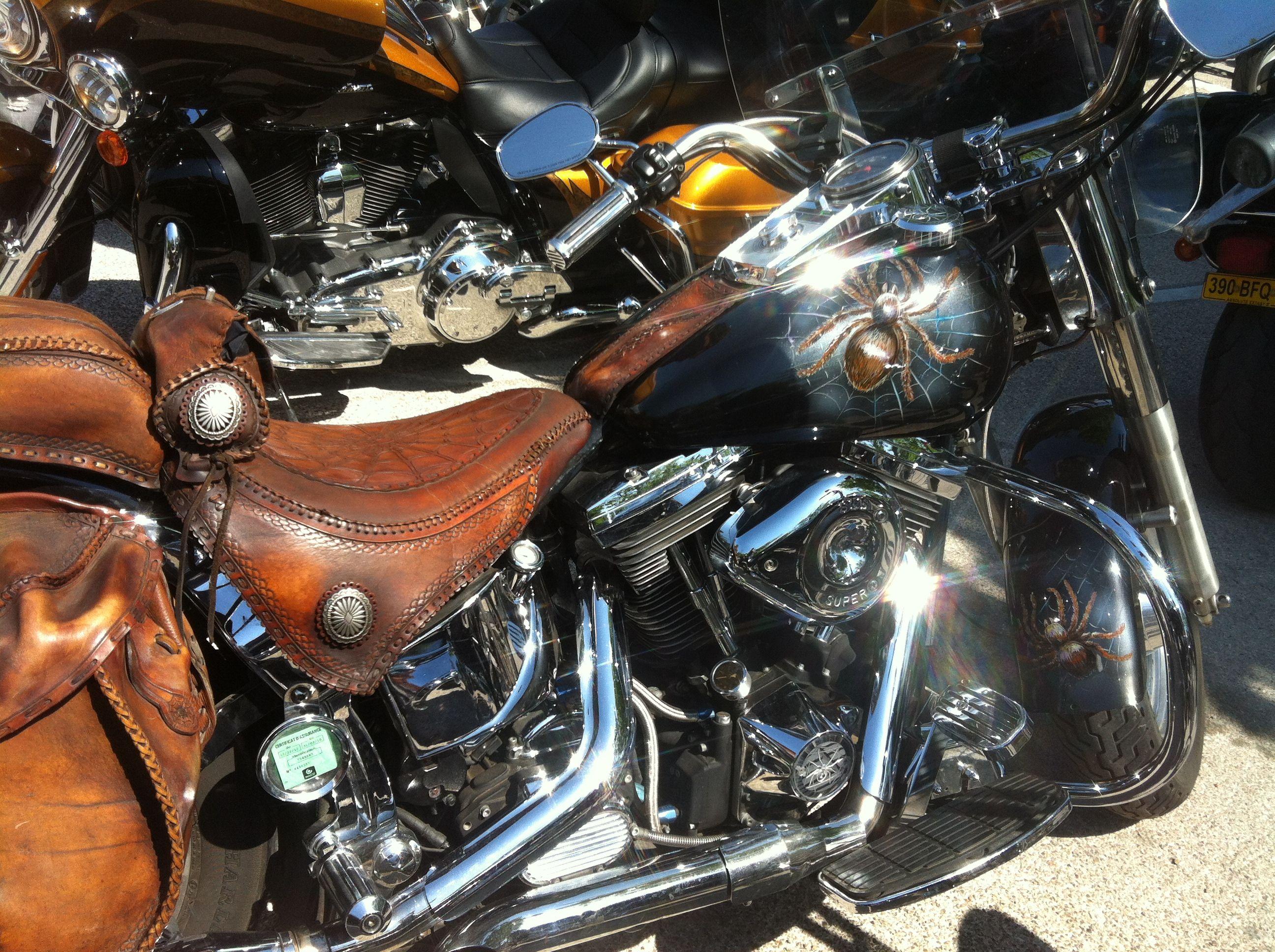 """Harley Davidson """"Spider"""" 2"""