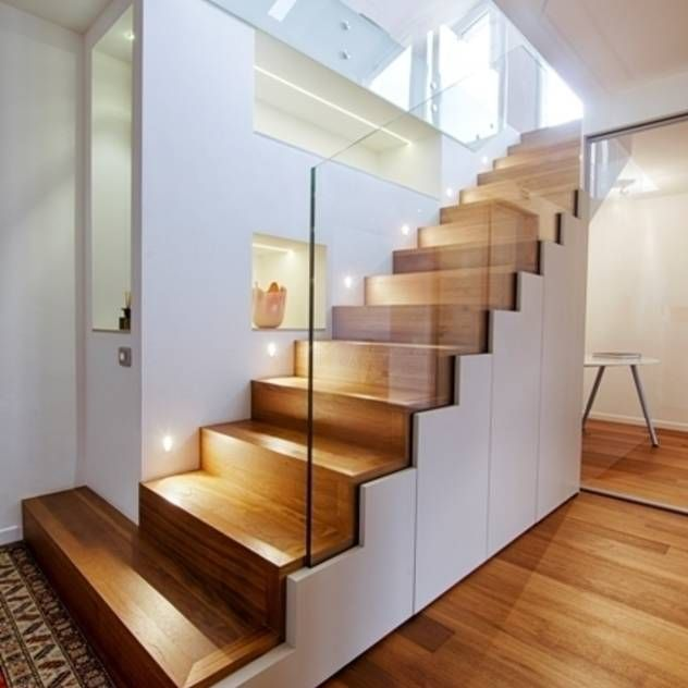 7 Ultra Modern Staircases: 36 Ideas For Stunning Modern Stairs In 2019