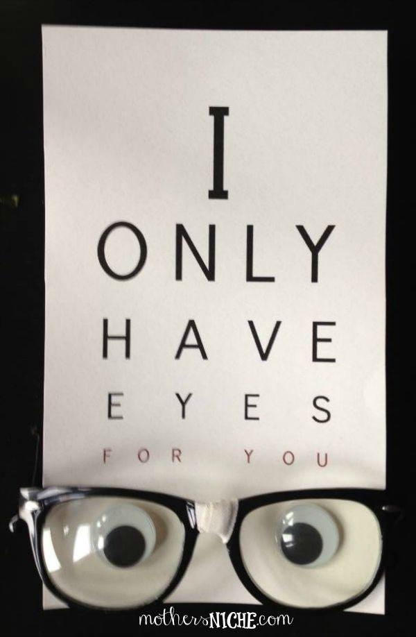 Homemade Valentine Ideas Free Printables – Free Printable Valentine Cards for Husband