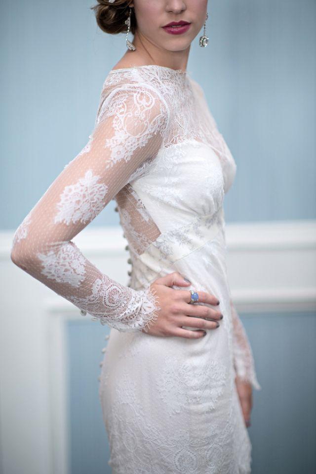 sew\' in love: vintage french wedding inspiration | Wedding dress ...