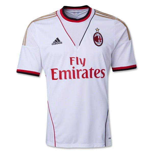 newest 8661a 1b071 AC Milan Away Kit 2013-14 Adidas | Sport Shirts