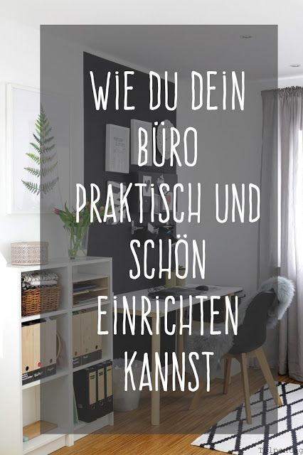home office wie du dein b ro praktisch und sch n einrichten kannst kabel stifte und b ros. Black Bedroom Furniture Sets. Home Design Ideas