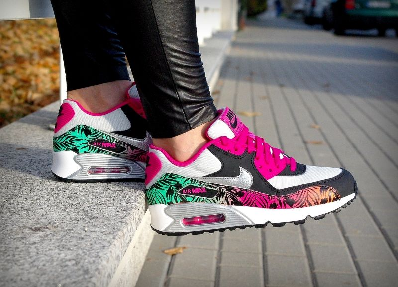 best sneakers e3098 36ed9 NIKE AIR MAX 90 GS 704953 001 | funkyshoes.pl | Nike Air Max 90 GS ...