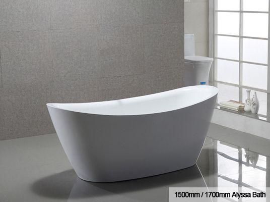 baths | duraplex | canberra home {bathroom and ensuite} | pinterest