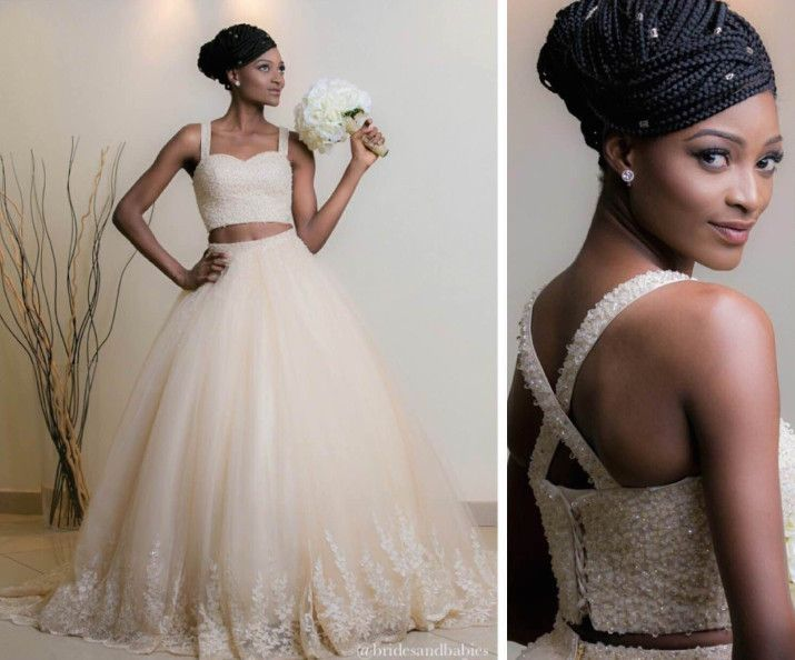 10 African Wedding Dress Designers To Know   African Wedding Dresses ...
