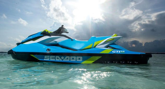 2015 Sea-Doo GTI SE 130 Review | JJ's favorite bikes | Pinterest ...