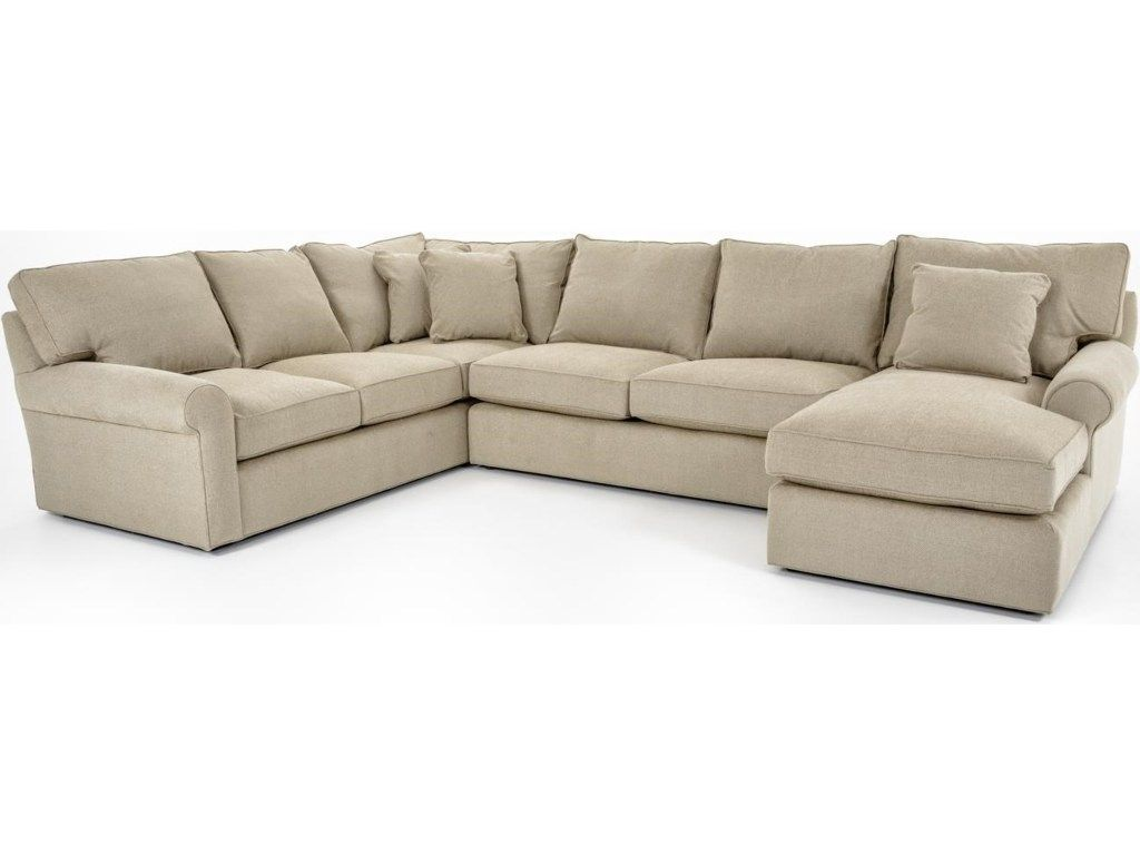 Mccreary Modern Sectional Sofa