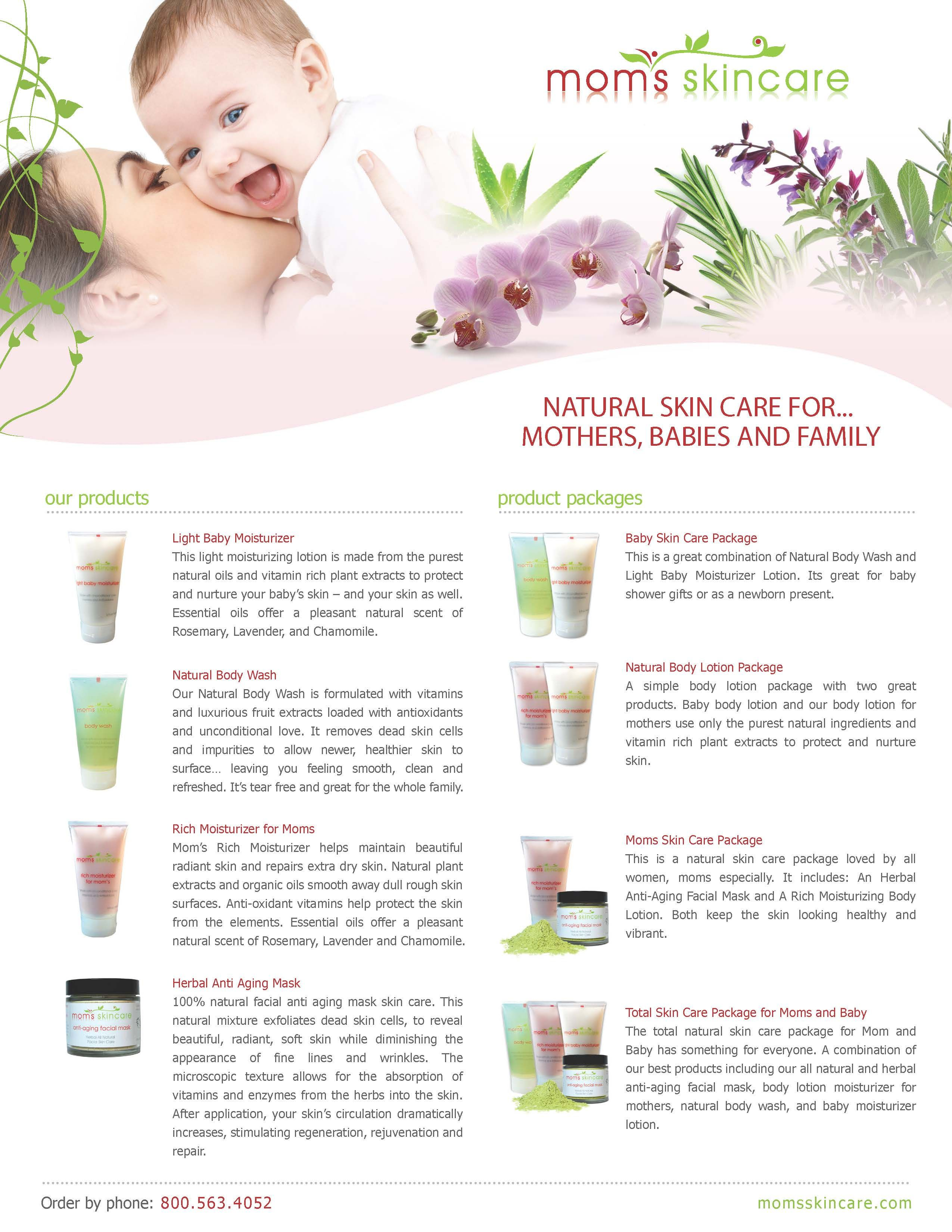Skin Care Product Sales Sheets Design Services Skin Care Print Designs By Illumination Consulting Learn More At Dry Skin Care Dry Skin Care Routine Skin Care