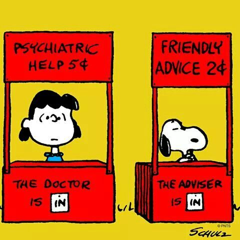 Snoopy, Lucy, psychiatric - The plot revolves around ...