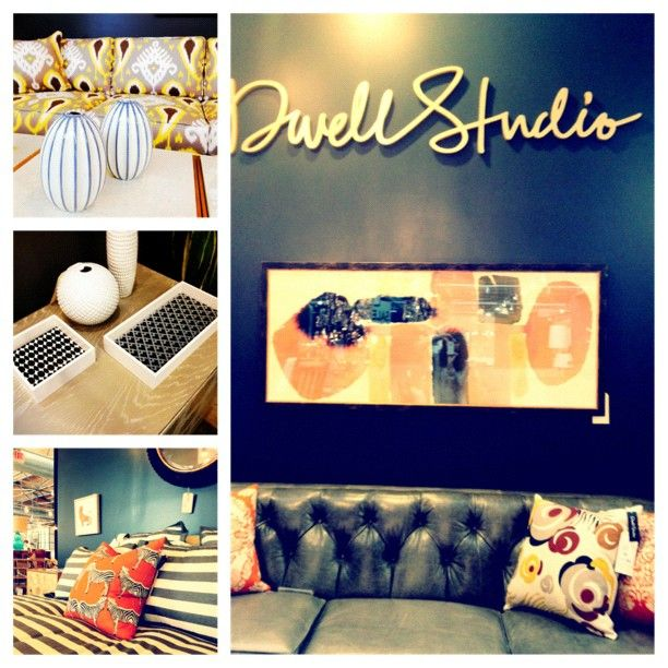 A collage of our in-store boutique at HD Buttercup in LA!  Two of my favs in one place!!!