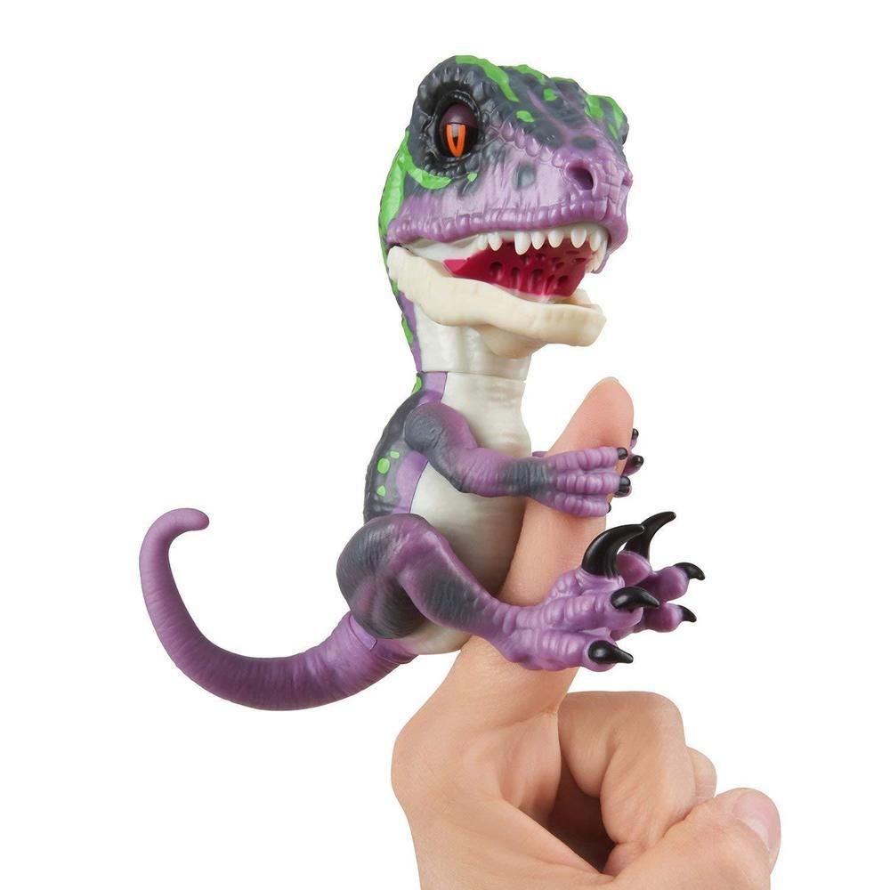 Untamed Raptor by Fingerlings Razor (Purple