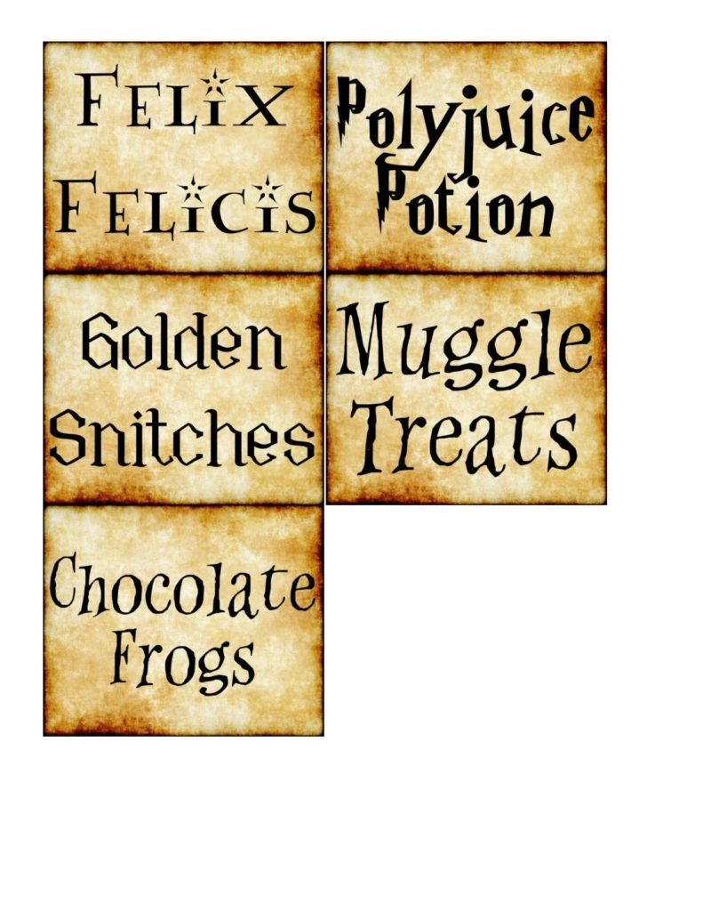Pin By Vicki Busker On Asher S Party Harry Potter Parties Food Harry Potter Food Harry Potter Birthday