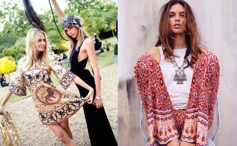 Boho Hippie Style Clothing