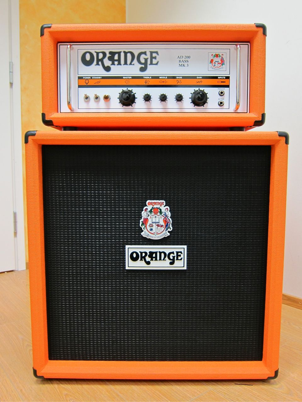 Orange AD 200 Bass MK 3, someday right HONEY!!??!! | amps in