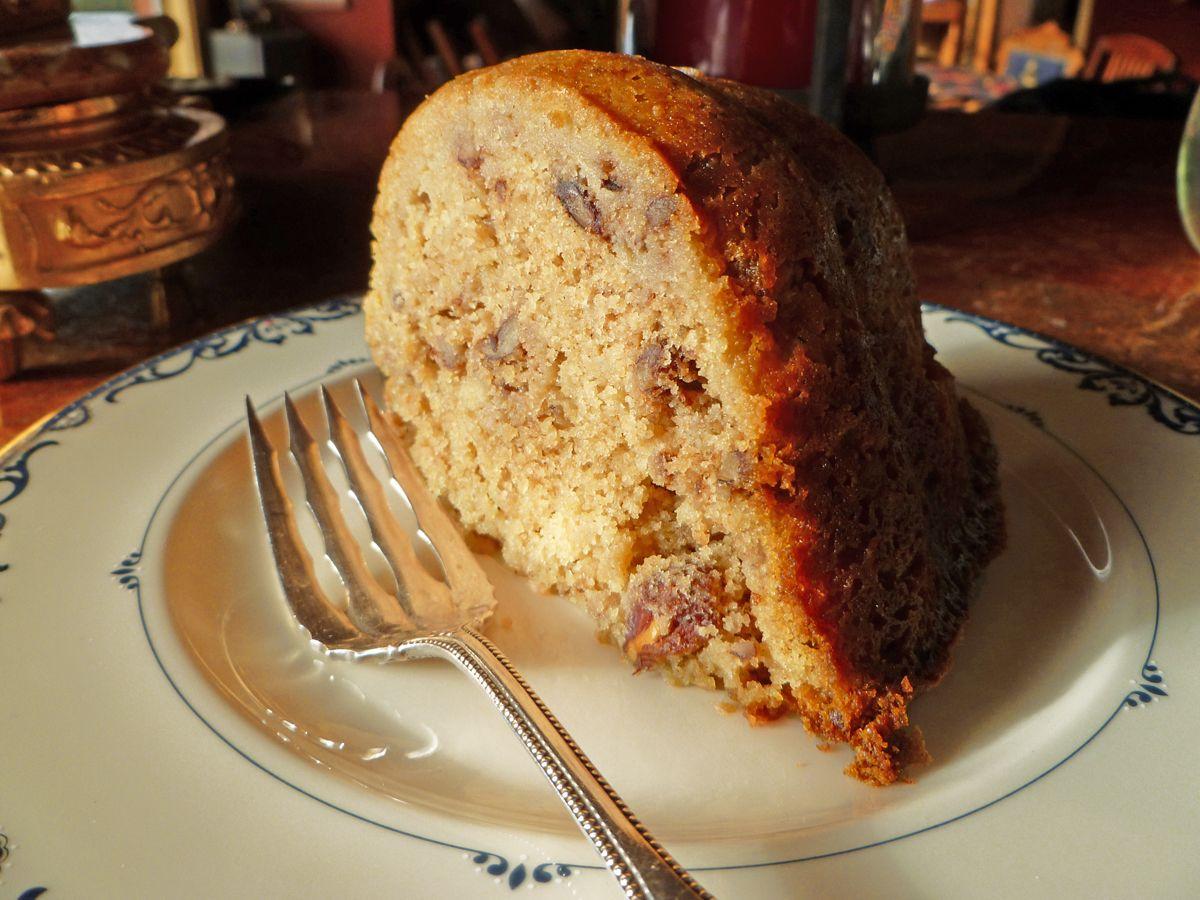 Bourbon walnut cake recipe