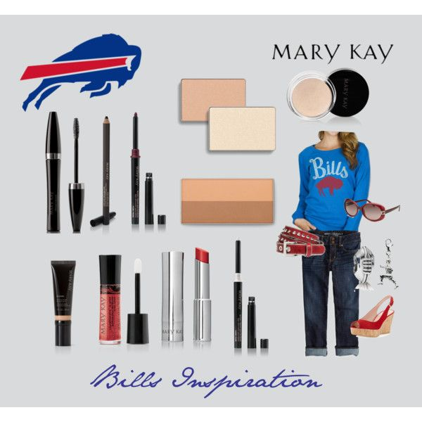Game Day Inspiration - Buffalo Bills