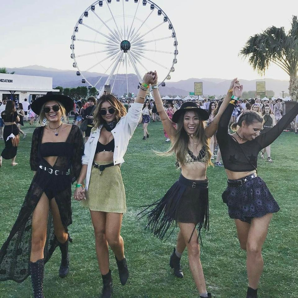 Best Boho Dress Ideas for Coachella Outfits 2018 | Coachella