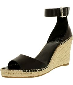 Vince Camuto Women's Torian Leather Ankle-High Leather Sandal