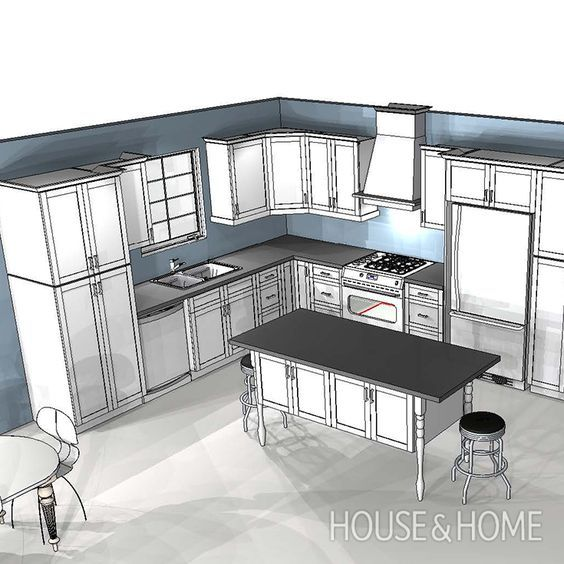 Get kitchen design tips from Reiko Caron. *** Read review ...