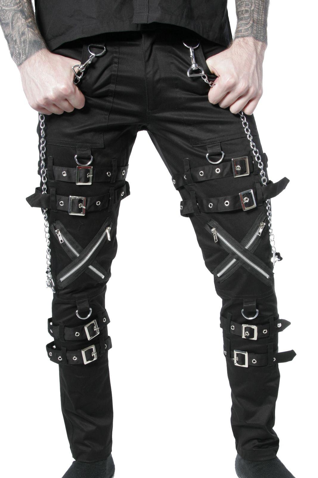 I Want These Pants Pantalones De Hombre Moda Ropa Punk Ropa De Hombre