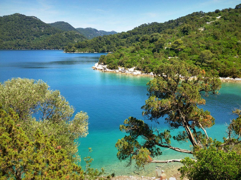 Nacionalni Park Mljet Polace Croatia By Adventurous Kate Dream Vacations Mljet Croatia Vacation Places