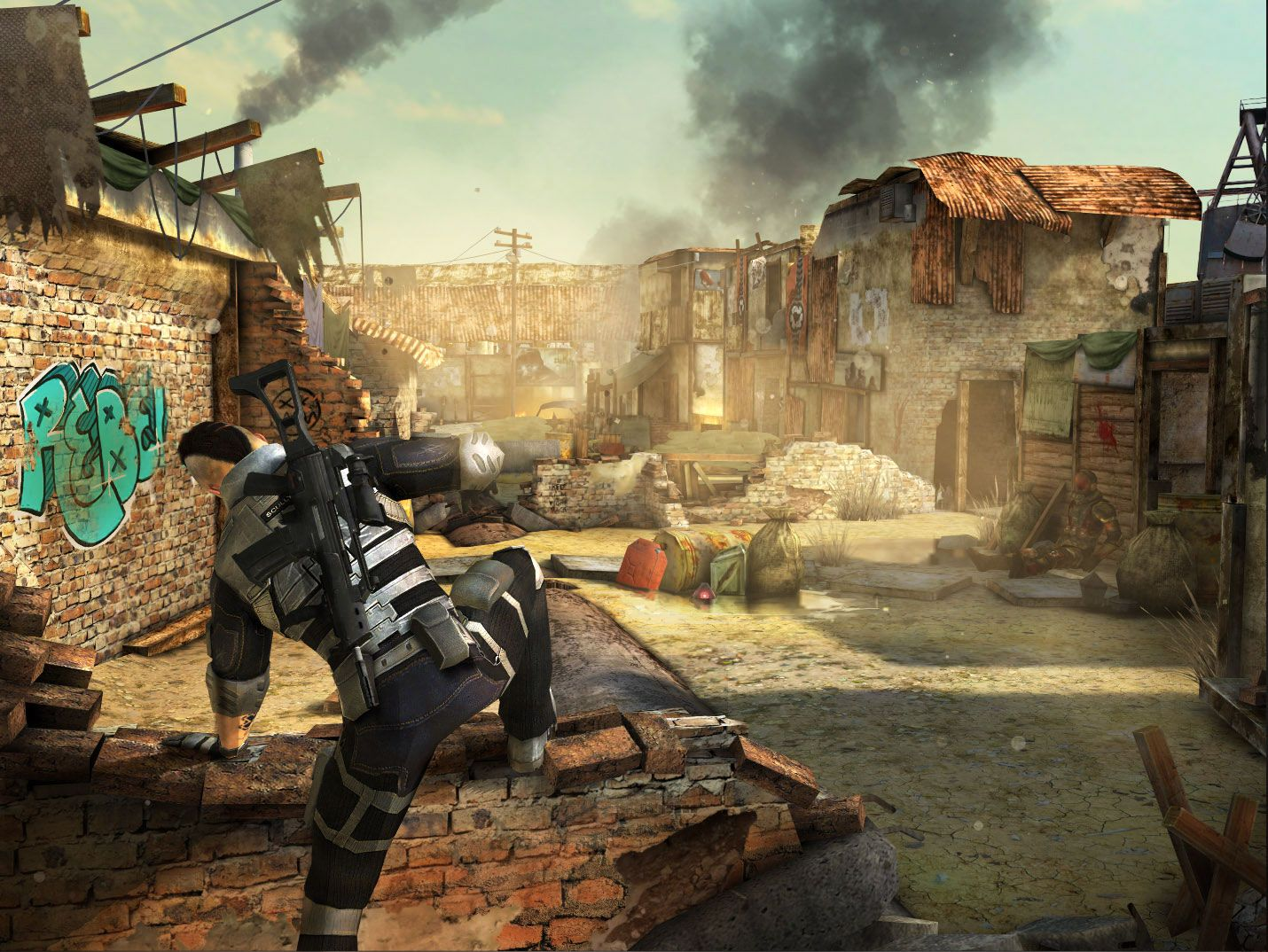 Overkill 3 3rd person shooter like no other Action games