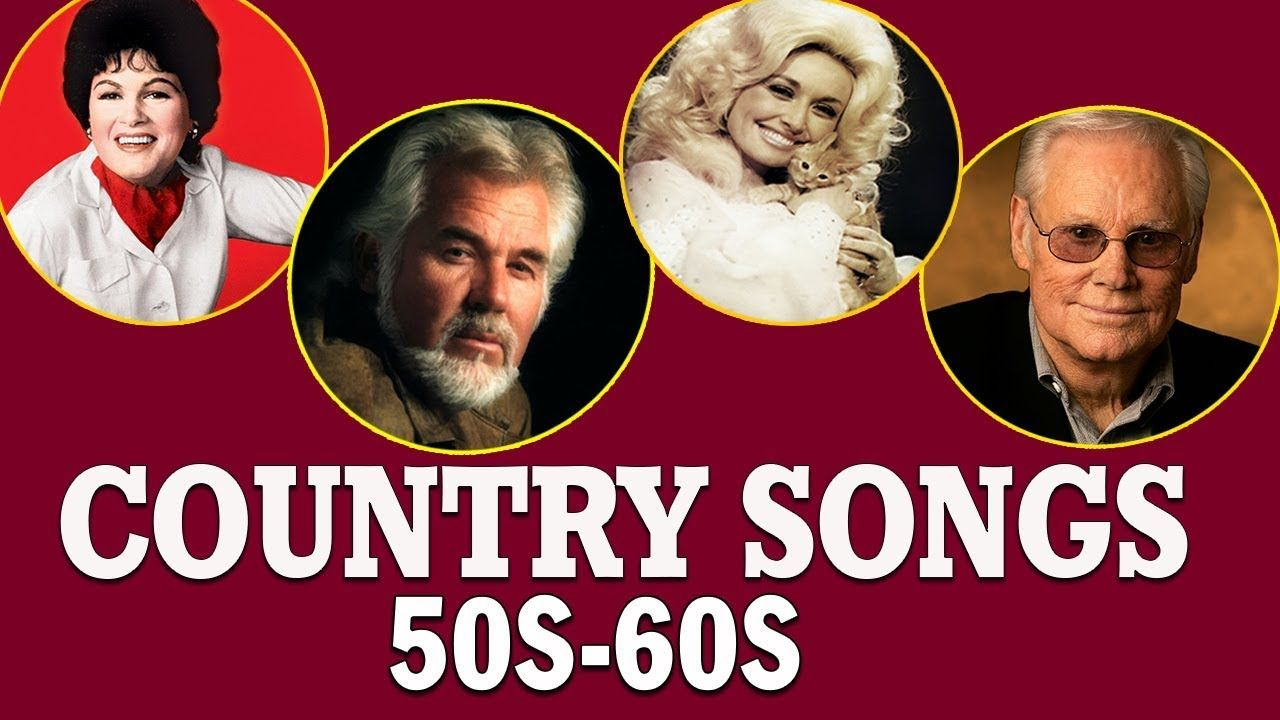 Best Classic Country Songs Of 50s 60s - Greatest Country 50s