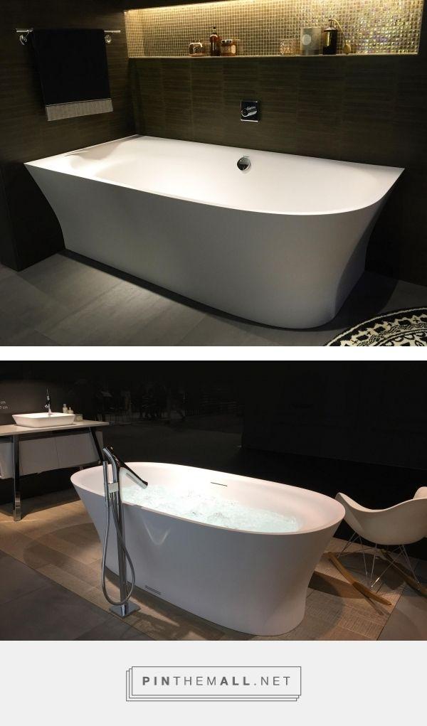 Duravit Cape Cod bathtub - Milan Design Week 2016. | Baths etc ...