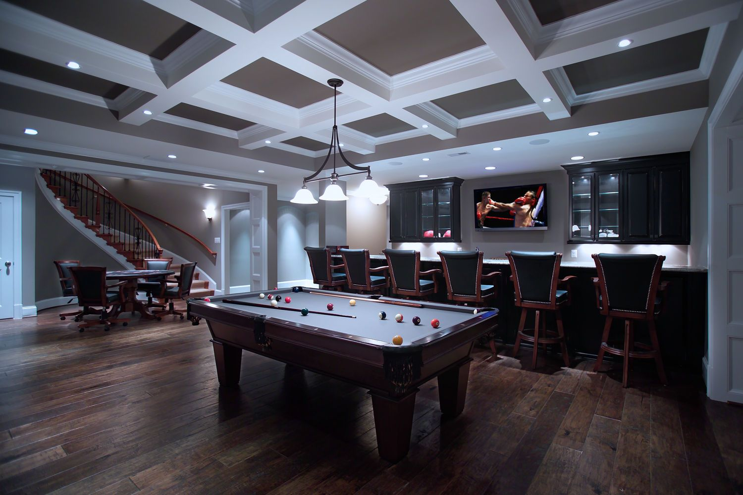 Recently Completed Spa Bath In Large Basement Renovation By Rule4 Building Group Basement Ideas Home Decor Game Room Basement Room Renovation Game Room Bar