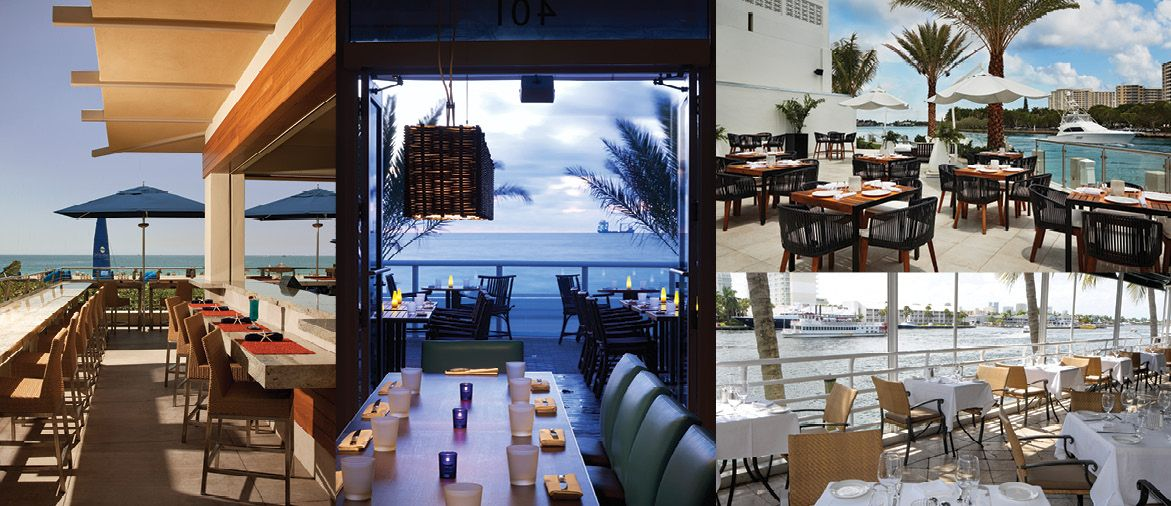 The Best Waterfront Restaurants In South Florida Will Make You Always Want To Dine With A