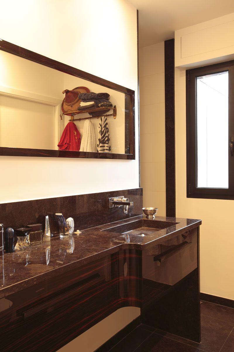 Salle de bain | Mobilier Art Déco Paris, Agencement, Xavier Gélineau ...