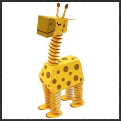 giraffe 3d model kids - Google Search Zoo Project LRA - griffe für küche