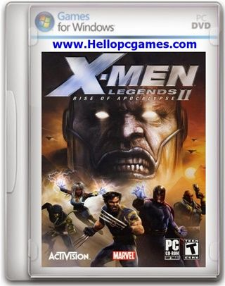 X Men Legends Ii Pc Game File Size 242 13 Mb System Requirements Os Windows Xp 7 Vista 8 Ram 256 Mb Video Memory 64 Mb H Apocalypse Games X Men Apocalypse