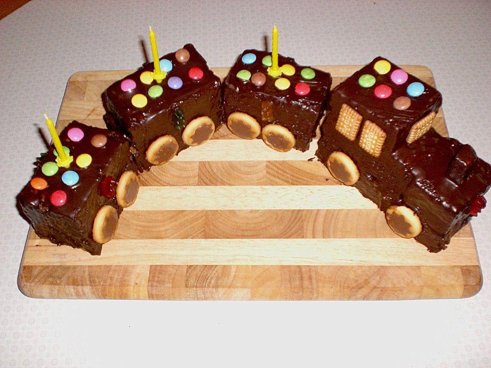 Geburtstagszug Party Pinterest Kuchen Zug Kuchen Und Kuchen