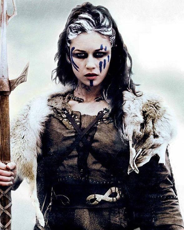 Centurion woman