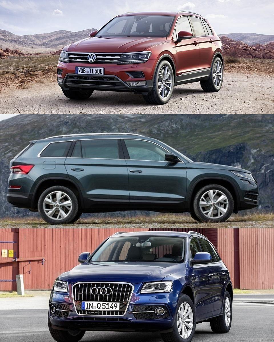 Die Beliebtesten Gelandewagen 2020 In Deutschland Audi Beliebt Skoda