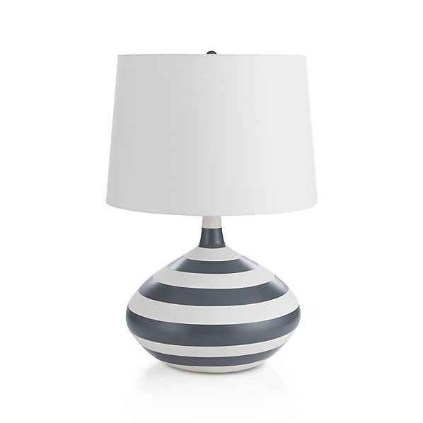 Freeport table lamp crate and barrel