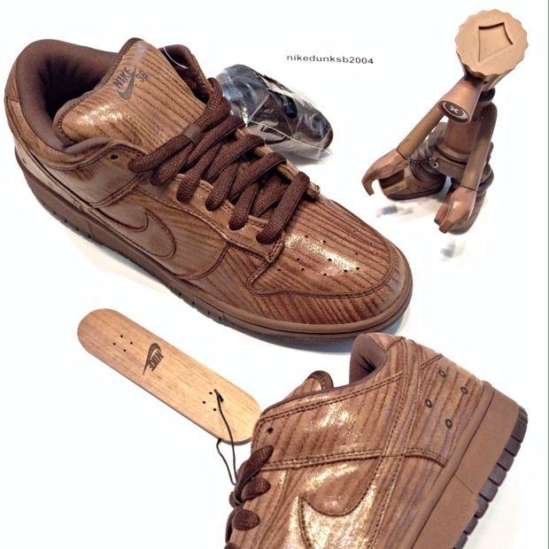Nike dunk sb x Michael Lau