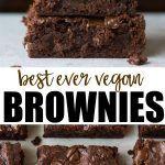 Best Ever Vegan Brownies Recipe – Nora Cooks