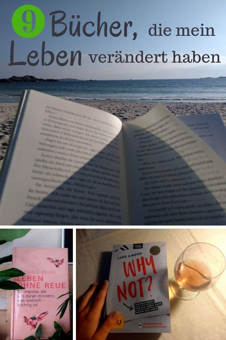 9 Bücher, die mein Leben verändert haben - Denise' Bucket List
