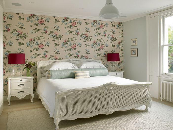 Decoracin Dormitorios Vintage en color Blanco With Or Without