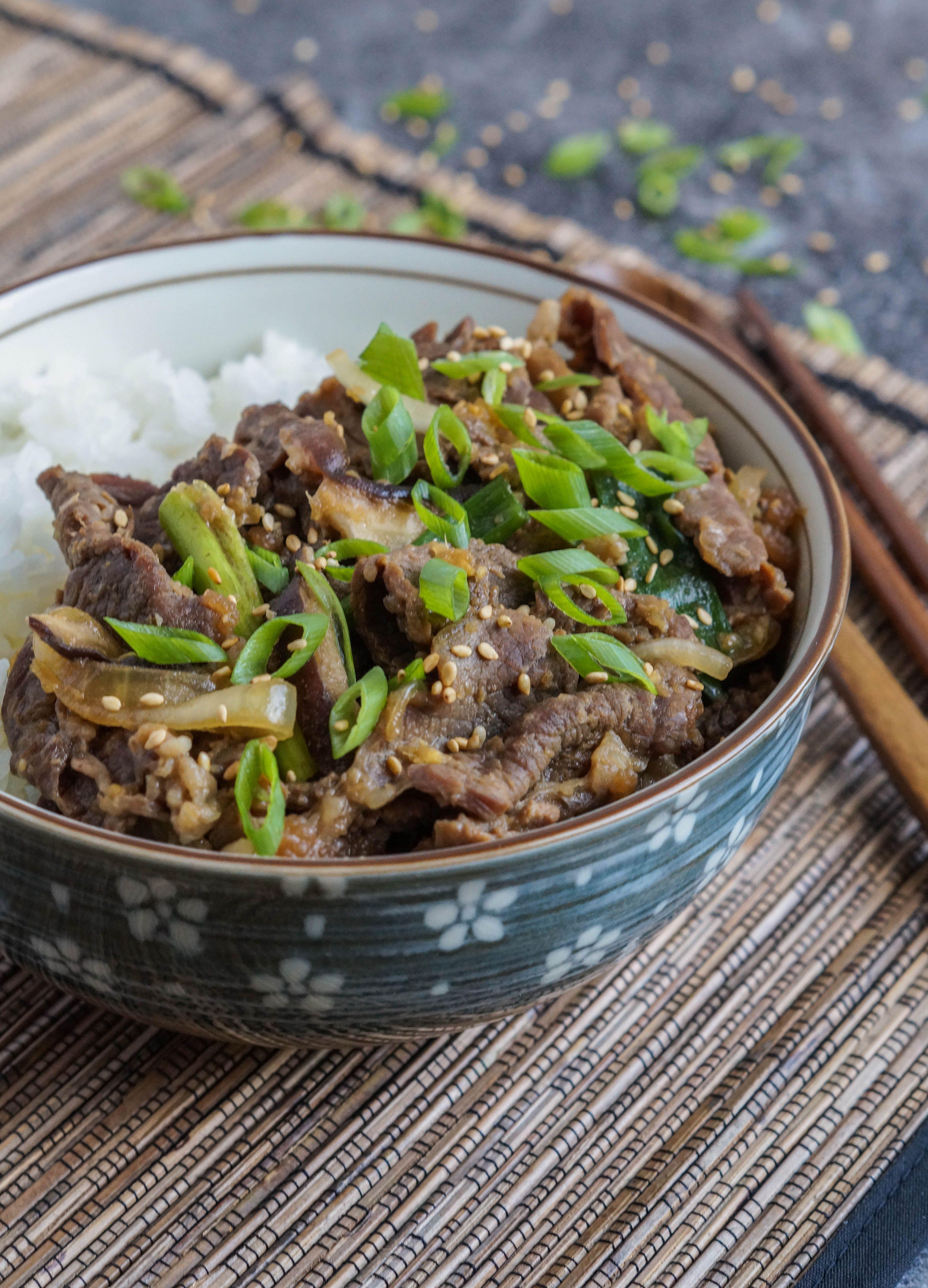 Cook Korean! Review and Bulgogi Dupbap (Korean Soy Garlic ...