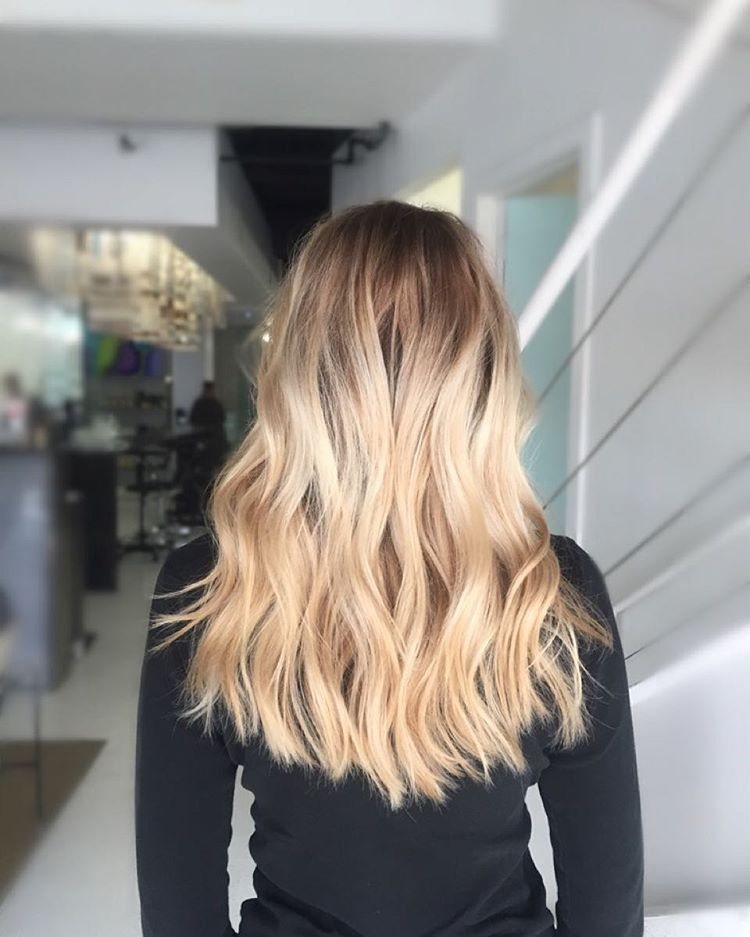 "Color/Balayage Specialist on Instagram: ""✌️"""