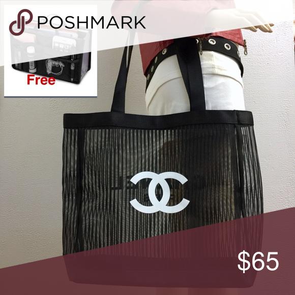 b7427a962fce FREE Organizer w Chanel VIP shopping bag purse . Chanel VIP Tote  amp  FREE  purse