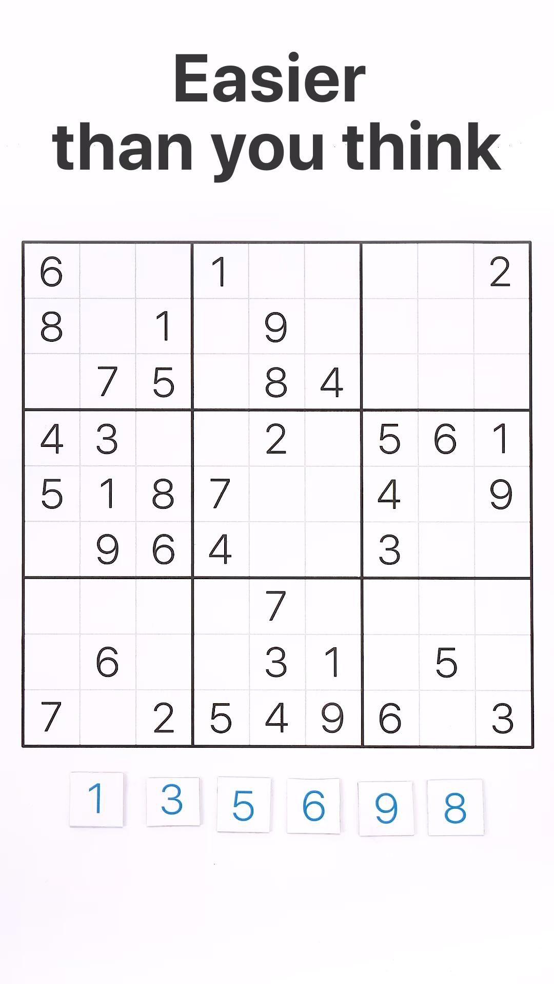 Sudoku Com Video Mental Math Tricks Math Tricks Studying Math