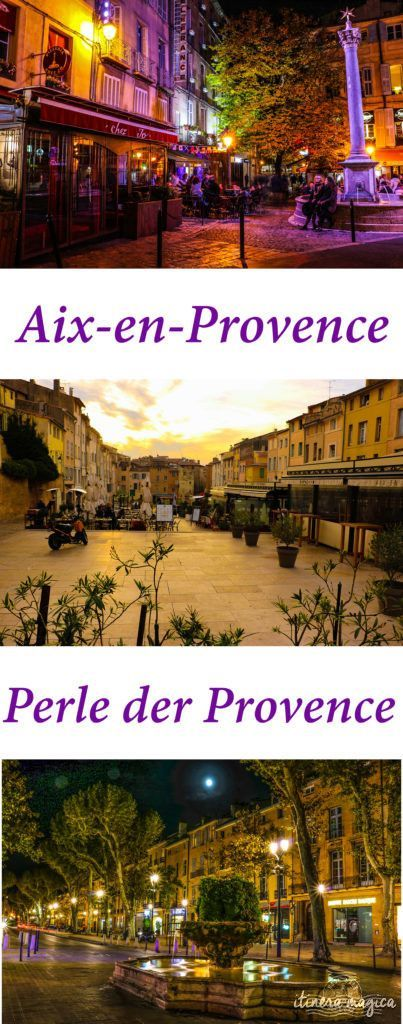 Photo of Aix-en-Provence, along the whispering water – Itinera-magica.com